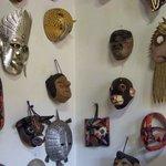 Casa Felipe Flores- Masks
