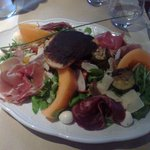 Grande assiette Italienne