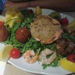 Grande assiette de la mer