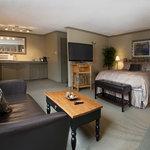 Log Furniture Executive Suite