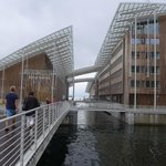 The new Astrup Fearnley Museum in oslo by Renzo Piano