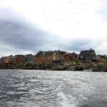 'village view' from the fishing boat back to airport - 082213