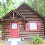 Cabin for family of 4 - perfect!