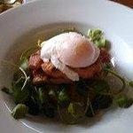 Posh Ham and Egg!!