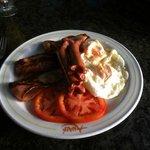 Anahi Breakfast
