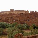 La Kasbah Ait Ben Haddou, patrimonio dell'Unesco