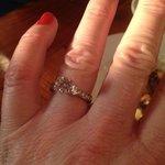 I said 'yes' at The Range!