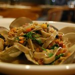 Fettuccine & Clams