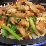 Sizzling Chicken Bulgogi