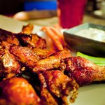 Best wings in town! Every Monday is wing nite!