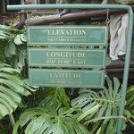 Life at the Equator at 7,000 ft1