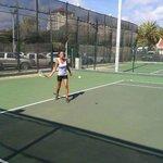 Tennisles @ Playa Linda