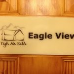 The Eagle `view `room