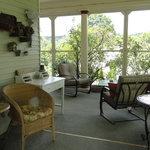 Great wrap around porch...
