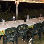 Une table d'hôtes ?????