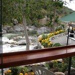 view from Gateway Restaurant
