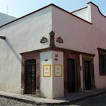 Visit the boutique at the corner of Recreo & Hospicio