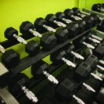 Stay Fit with our Free Weights