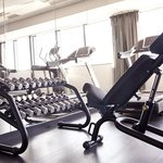 Gym- free access to all hotel guests