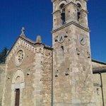 la chiesetta di Mensanello
