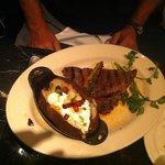 mahi - steak