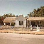 LBJ Boyhood Home - Texas