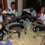 Fiji night at Aroha. Good music and kava