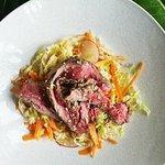 Miso Beef Salad