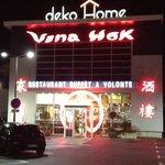 vina wok de dehors