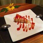 Cheesecake de pitanga