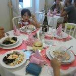 tavola Gran Gala' di Ferragosto