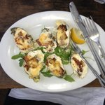 Oysters Oliver--YUM!