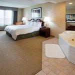 Radisson Kenosha Whirlpool Suite