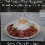 Spicy Chao Fan