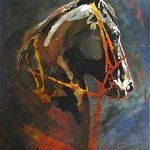 Peggy Judy animal and equine art
