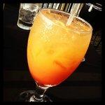 Tequila Sunrise! Lovely :)