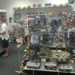 Planetarium Gift store