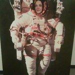 Me as an astronaut!