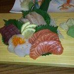 amazing sushi!!