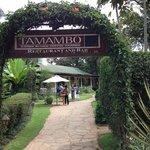 Tamambo Restaurant - Karen Blixen Coffee Garden