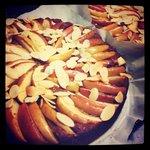 apple cake - gluten free + vegan