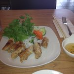 Cha Gio (fried egg rolls)