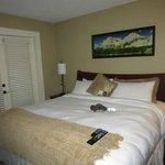 Tight bedroom