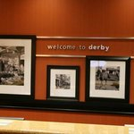 Welcome to Derby!