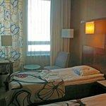 Standard room, 2 beds.