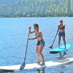 Paddleboarding w/ WildWays