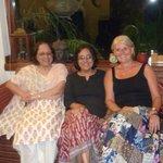 Mummy, Meera and I