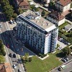 Panorama Hotel am Rosengarten Foto