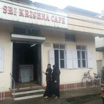 Shree Krishna Cafe...palace road,matancherry. The map is incorrect as of september 2013.