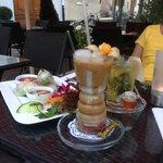 Vietnamese cafe & spring rolls